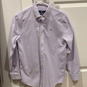 Boys Vineyard Vines whale shirt